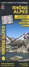 carte routiere michelin rhone alpes