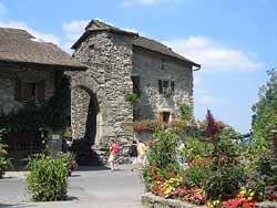 Les plus beaux villages de france bonneval sur arc yvoire montbrun les bains - Office de tourisme de bonneval sur arc ...